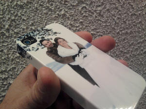 Mobiltelefonskal med eget tryck