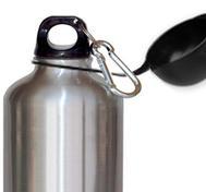 Drickflaska av aluminium