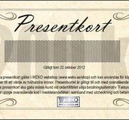 Presentkort (200kr)
